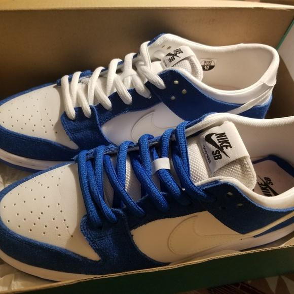Nike Sb Dunk Ishod Wair Blue Spark
